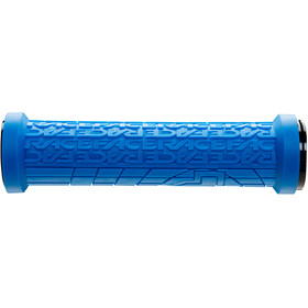 Race Face Grippler Lock-On Griffe blau